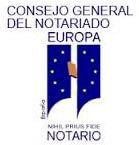 Consejo General del Notariado Europeo